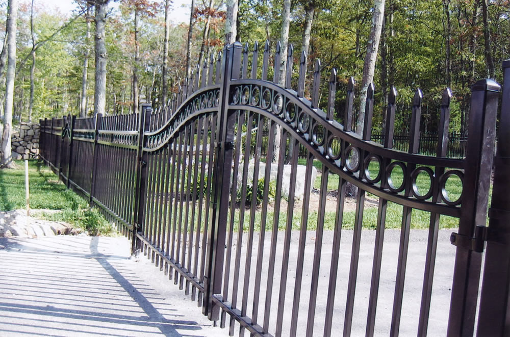 Metal Fence Gallery Home